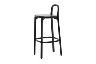 SIRO+ bar stool  by  Woodnotes