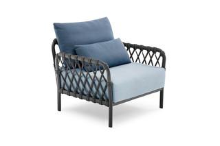 Caro Lounge Sessel  von  solpuri