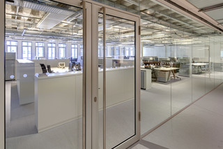Sound Insulation Door ATB 68  by  Lindner Group