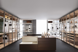 Storage Dressing room  by  Porro