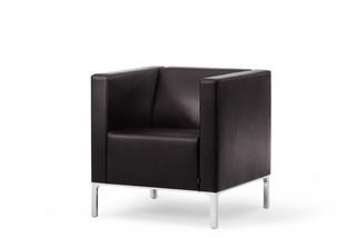 Tasso 2.0 Lounge Sessel  von  Klöber
