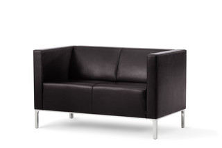 Tasso 2.0 Lounge 2-Seater  by  Klöber