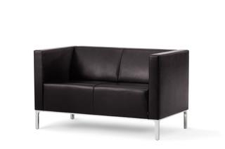 Tasso 2.0 Lounge Zweisitzer  von  Klöber