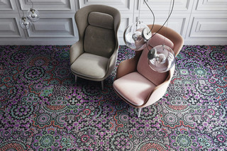 Tunis carpet tile  by  OBJECT CARPET