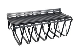 UPON bench  by  Schönbuch