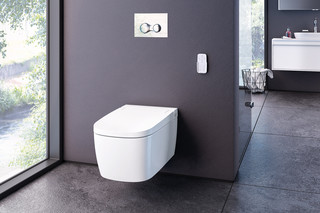 V-Care 1.1 shower-WC  by  VitrA Bathroom