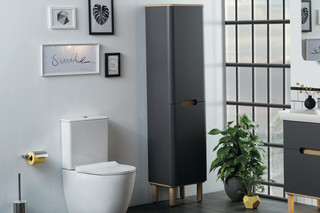 Sento tall cupboard  by  VitrA Bathroom