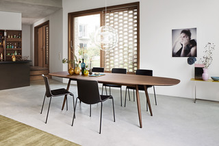 Moualla table  by  Walter Knoll