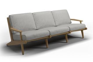 Bay 3-Sitzer  von  Gloster Furniture