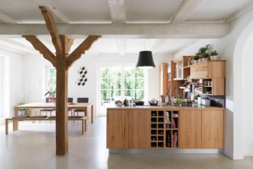 At the living kitchen kitchens are upgrading digitally - Cucine leicht prezzi ...