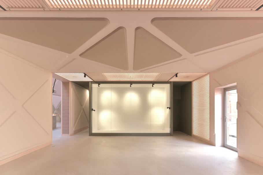 XYZ Lounge, Gent, Didier Fiúza Faustino, Stylepark
