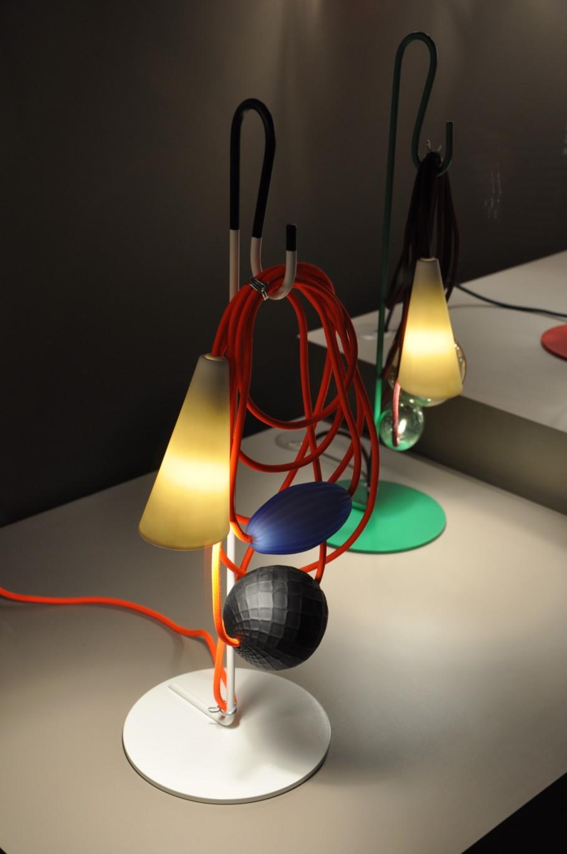 Foscarini, Lampe Filo, Andrea Anastasio, Salone 2017