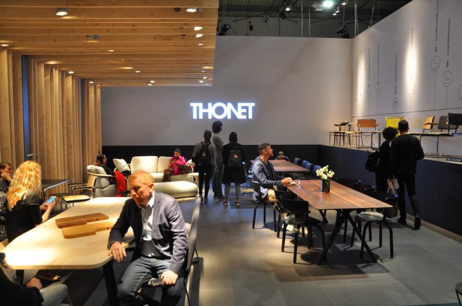 Thonet Stand Salone 2017