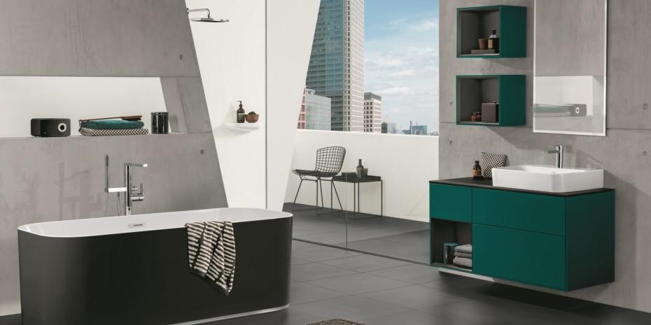 badewanne finion von villeroy boch bad wellness stylepark. Black Bedroom Furniture Sets. Home Design Ideas
