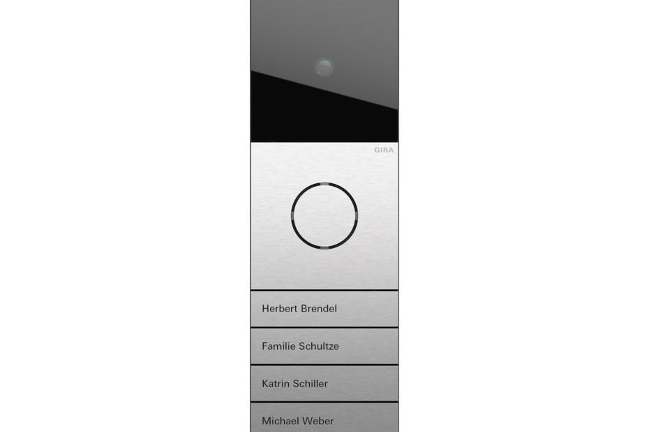 system 106 by gira stylepark. Black Bedroom Furniture Sets. Home Design Ideas