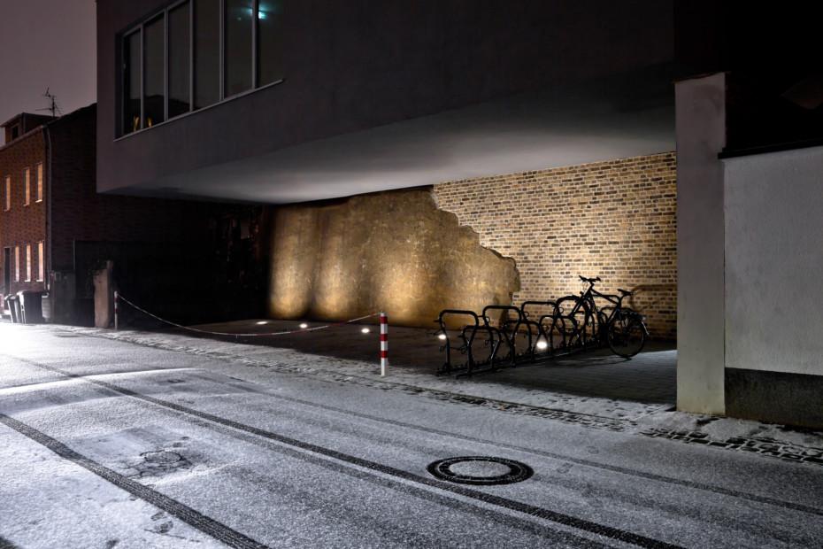 LED-Bodenstrahler