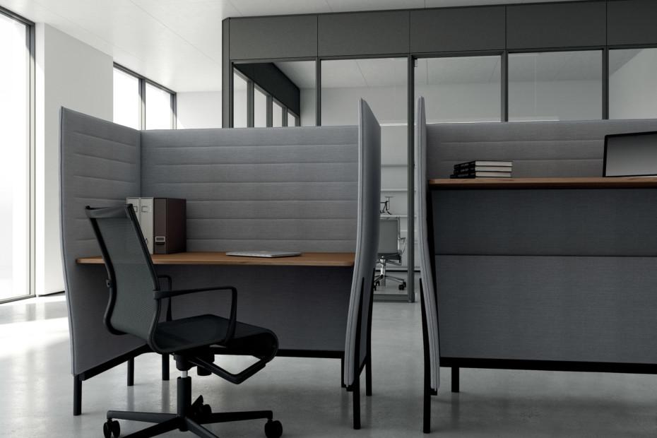 eleven high desk 885