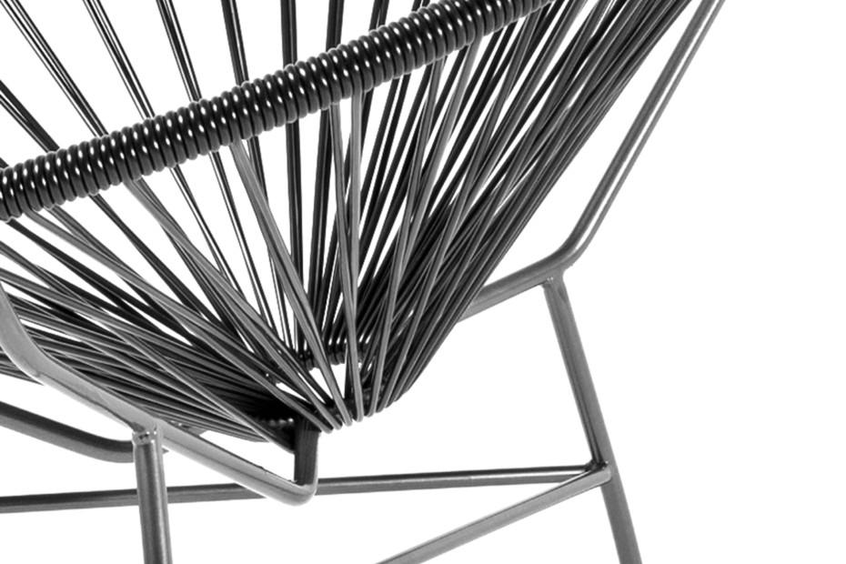 Acapulco Chair Classic Negro