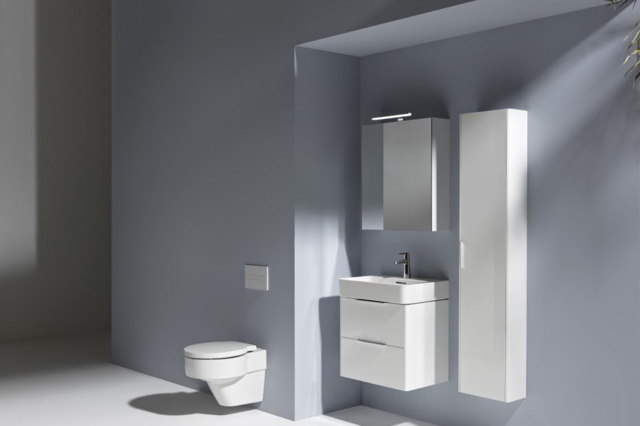 Base vanity unit
