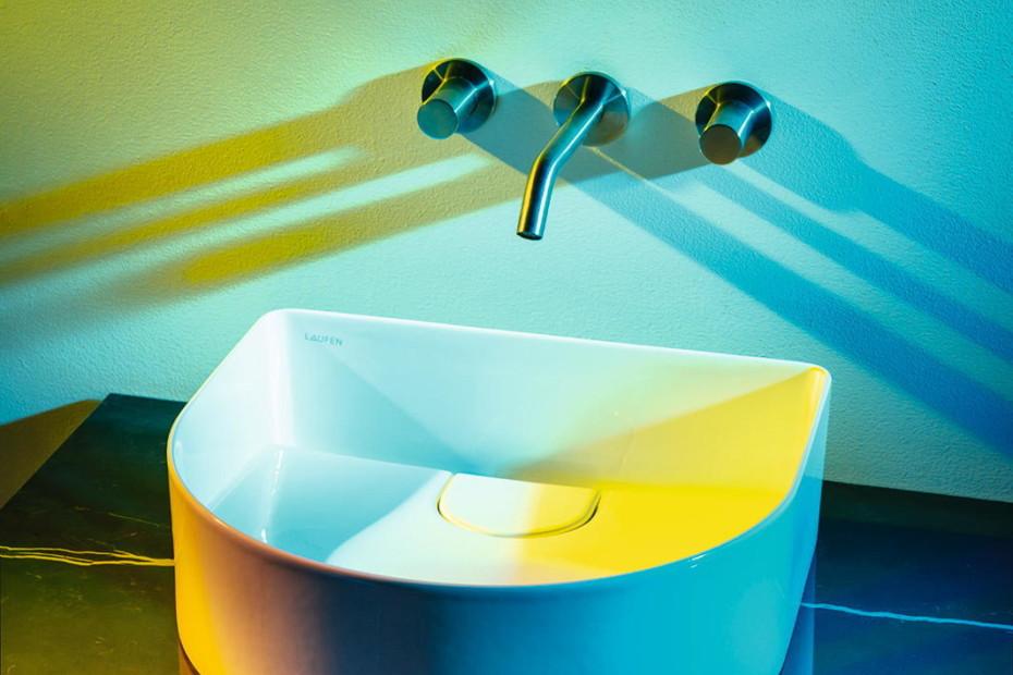 SaphirKeramik Sonar washbasins