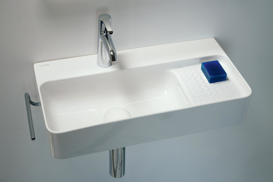 SaphirKeramik Val Handwaschbecken