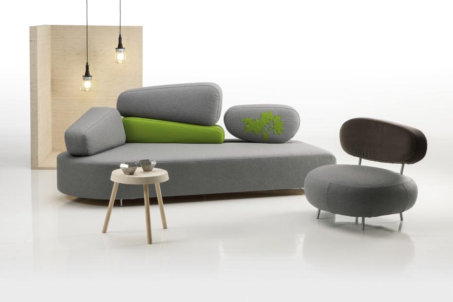 Mosspink Sofa