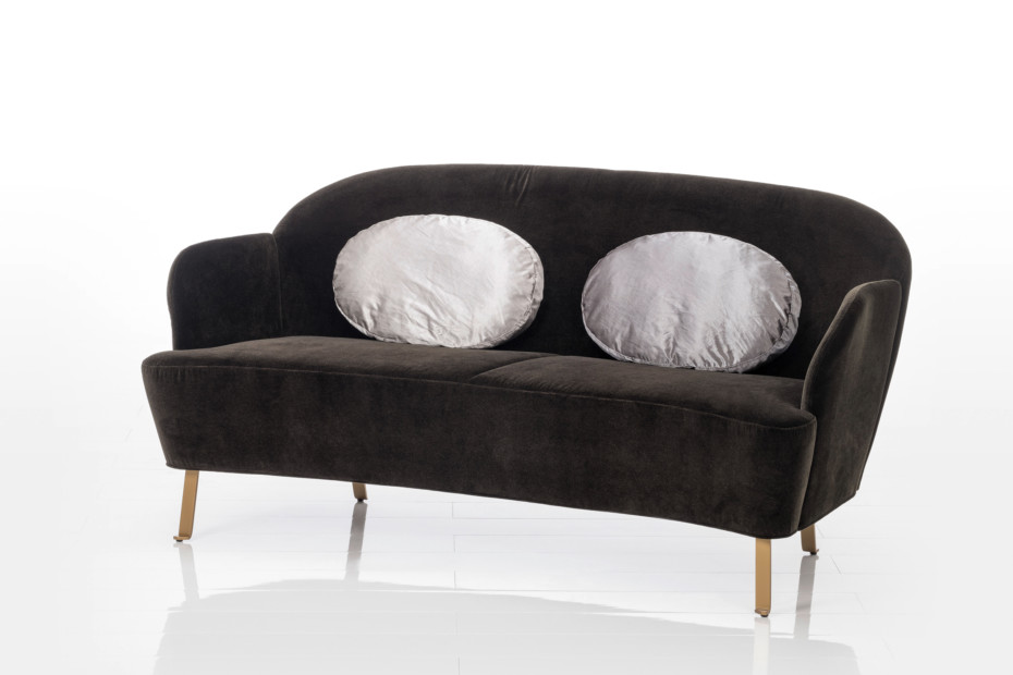 Floret zweistiziges Sofa