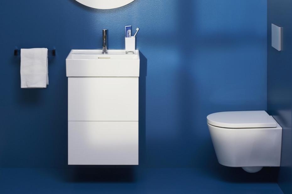 Kartell by Laufen Waschtischmischer 1-Loch