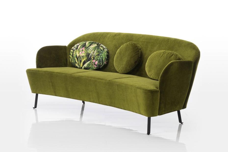 Floret dreisitziges Sofa