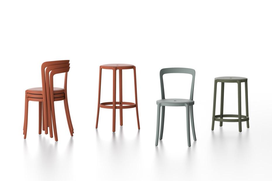 On & On bar stool