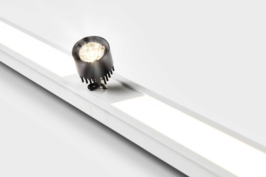 LED-Luc built-in spot