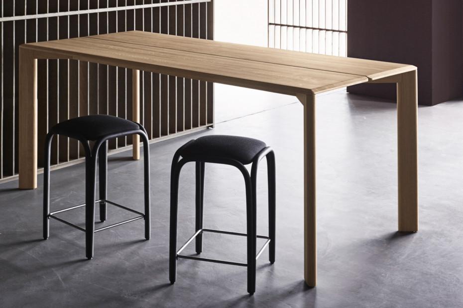 Kotai rectangular high dining table T477