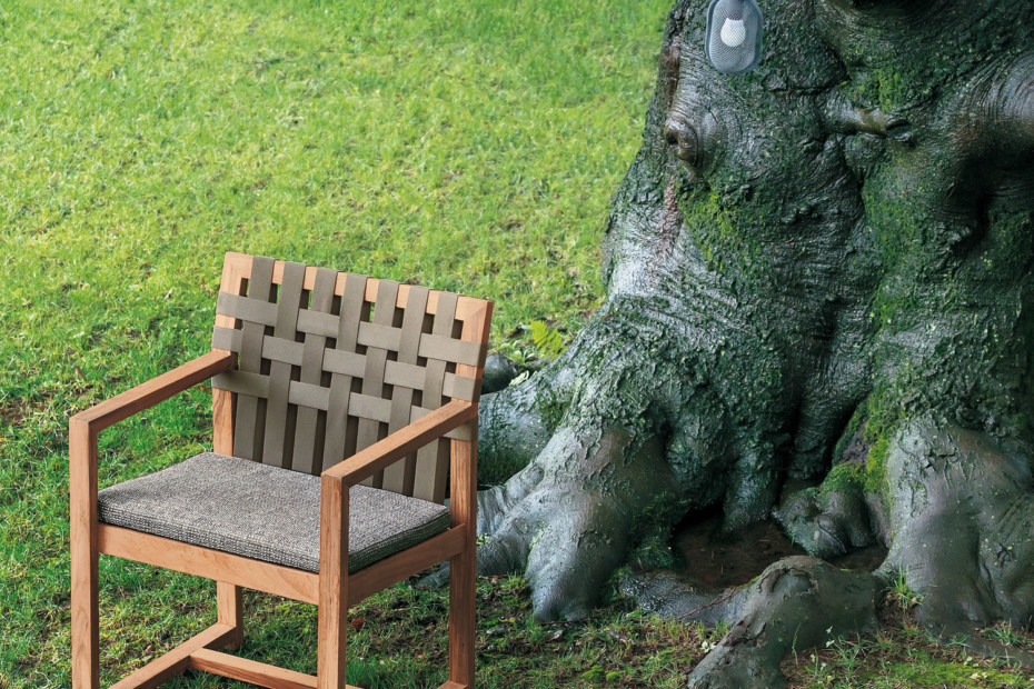 NETWORK armchair
