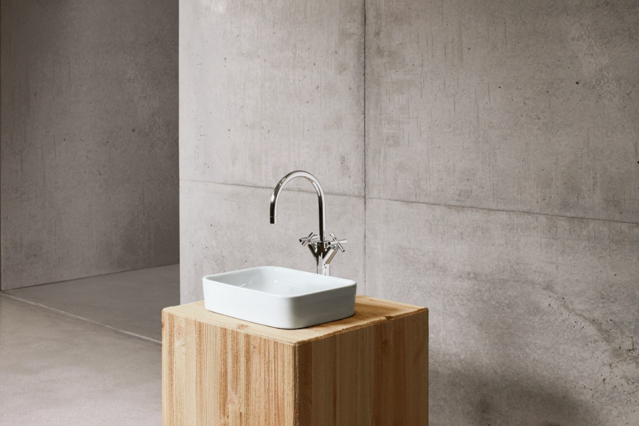 BETTEART counter top washbasin