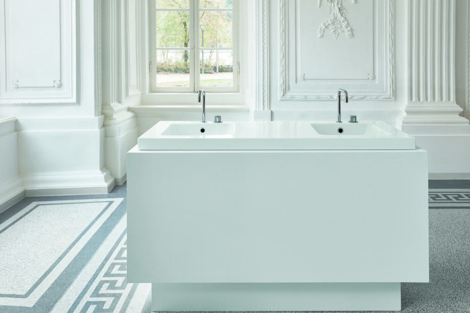 BETTEONE DOUBLE WASHBASIN