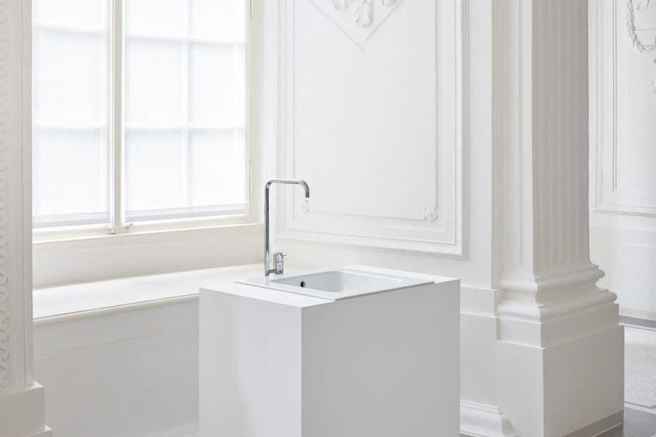 BETTEONE built-in washbasin