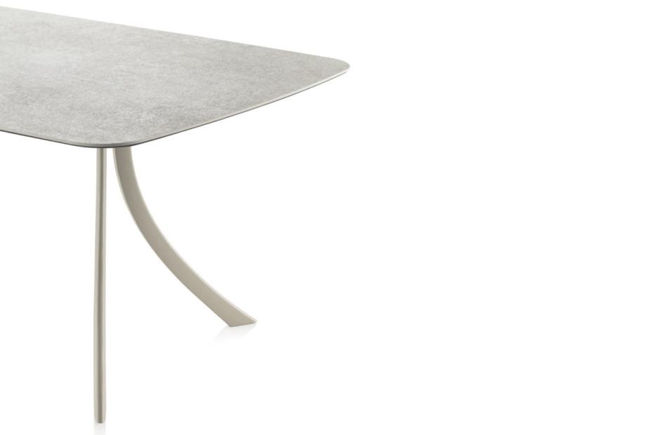 Falcata Outdoor Rechteckiger Tisch C924