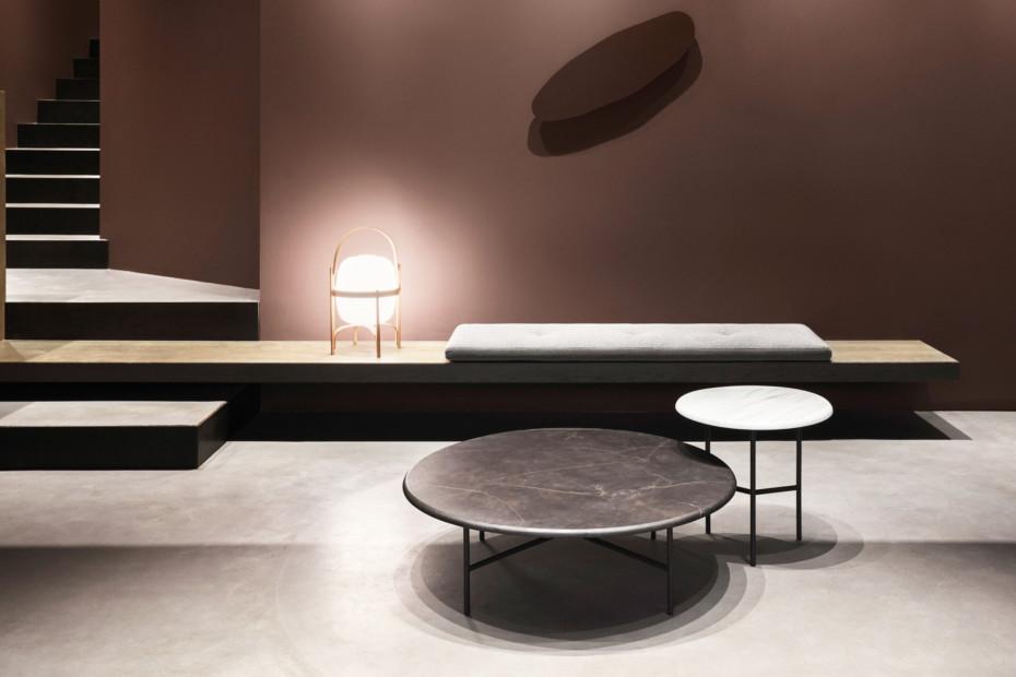 Grada Indoor round coffee table T916