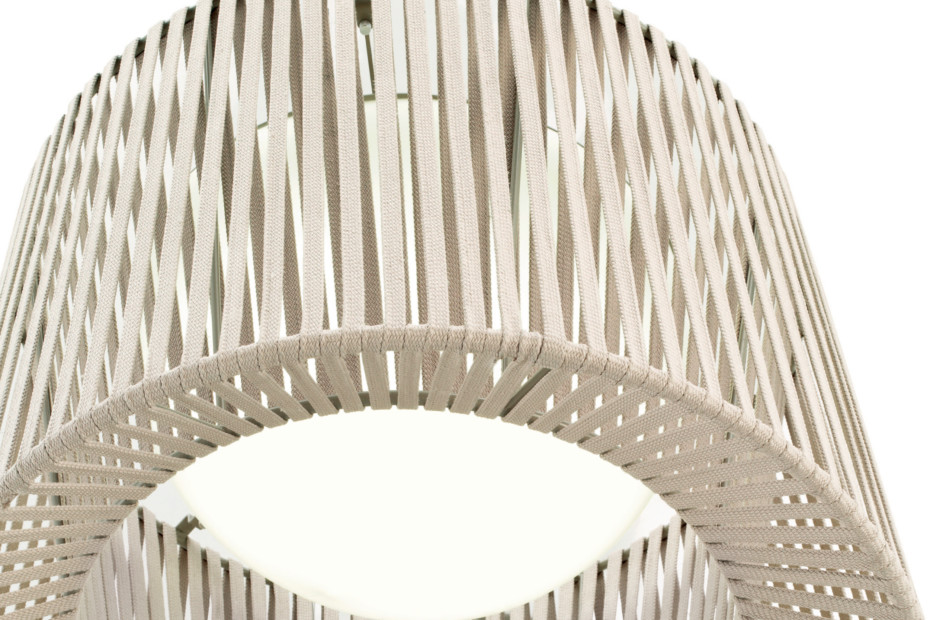 Oh Lamp hand-woven suspension lamp C022T