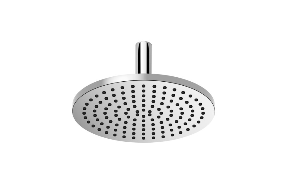 Rounded Generic rain shower with ceiling fixing