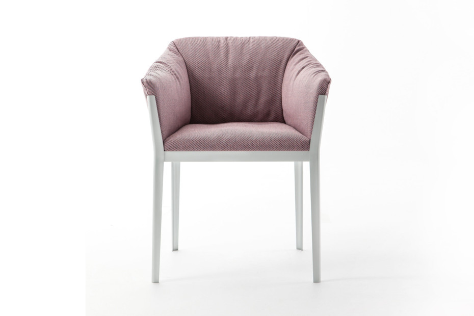 Cotone small dining armchair