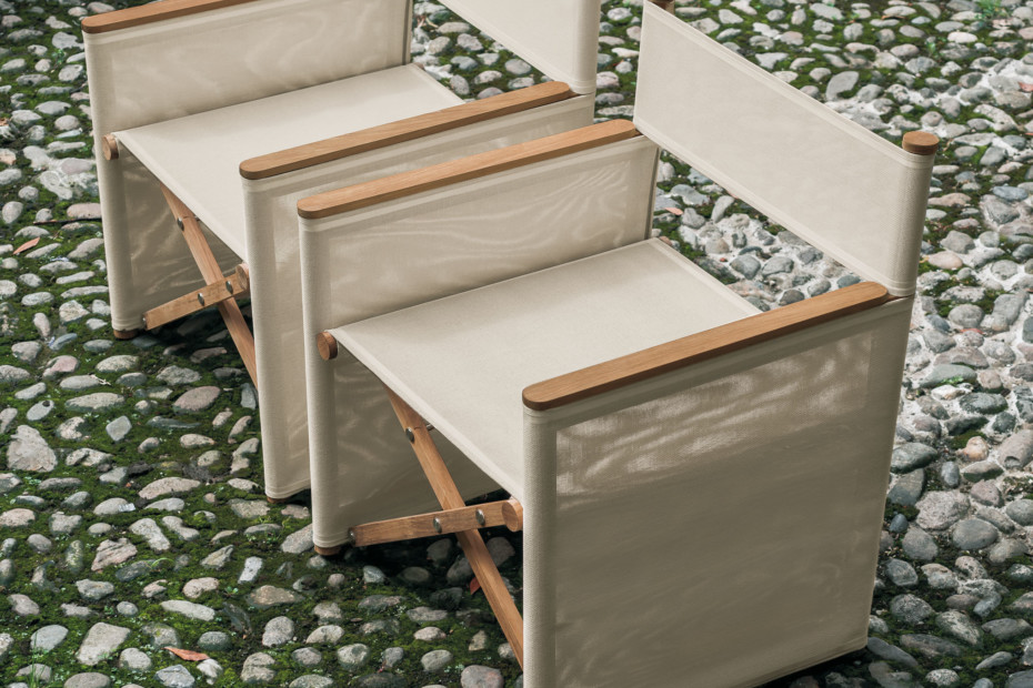 ORSON director lounge chair