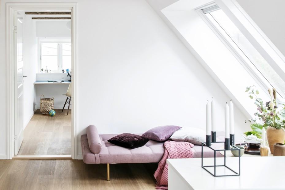 Centre pivot & Top-hung roof windows
