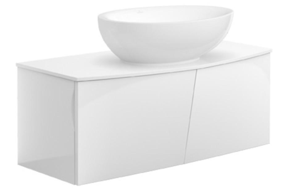 Surface-mounted washbasin Aveo New Generation