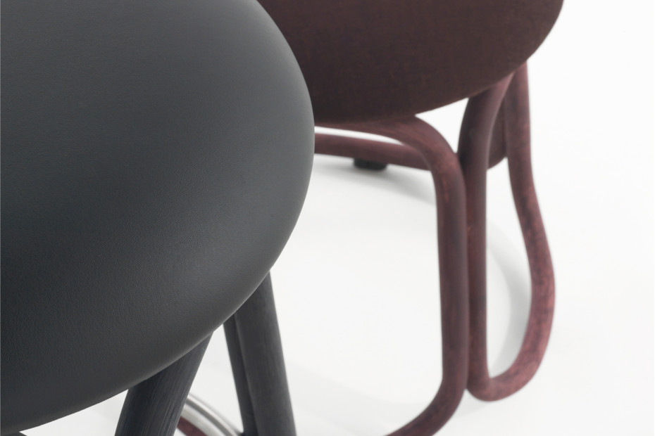 Gres high barstool T088