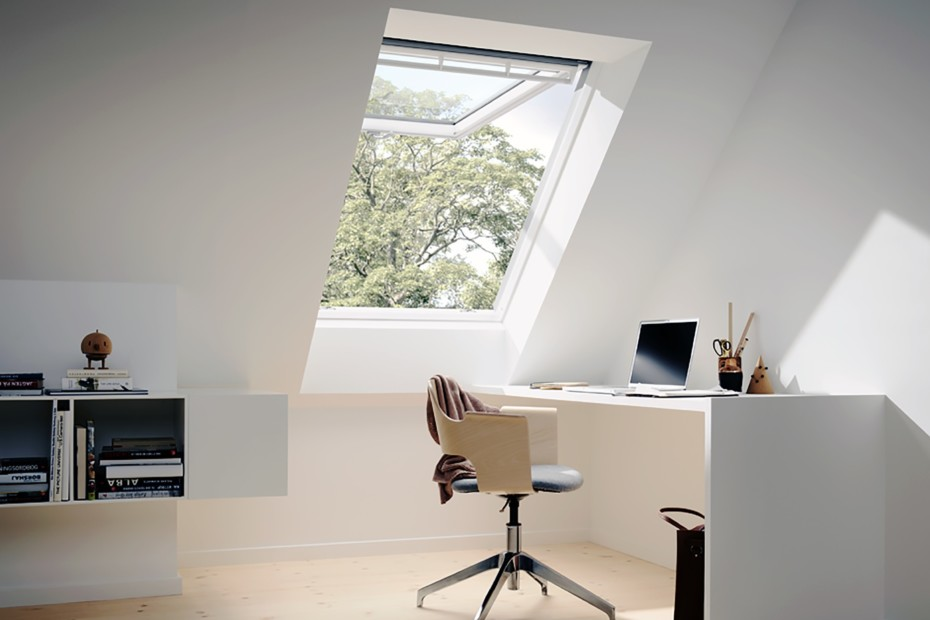 Centre pivot & Top-hung roof windows