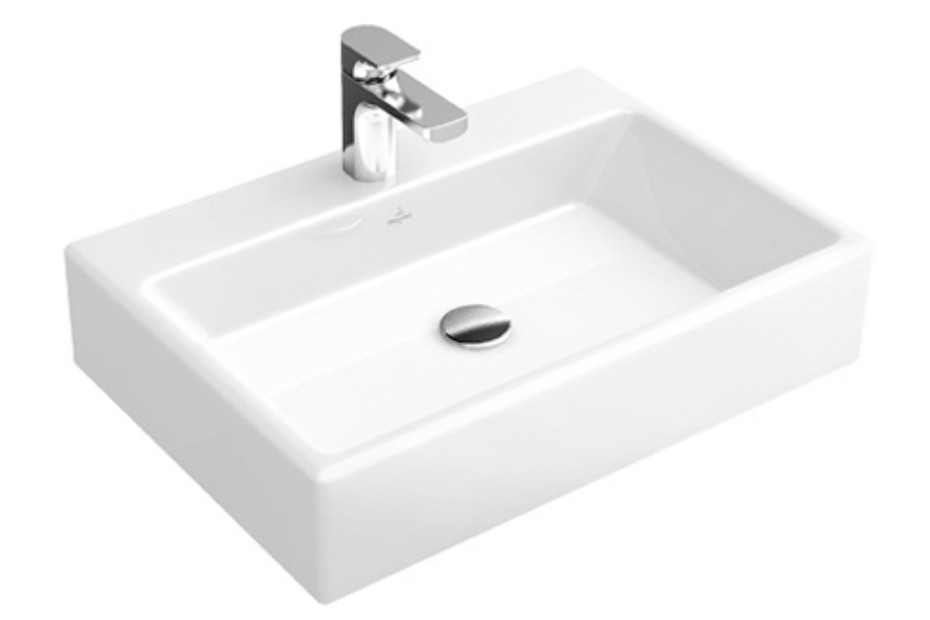 Surface-mounted washbasin Memento