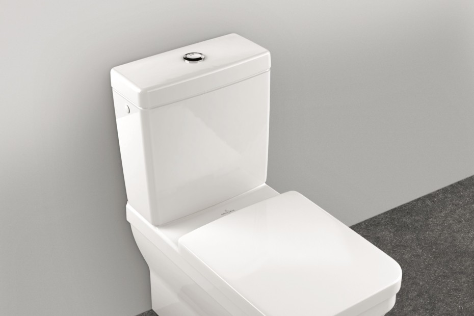 Washdown WC for close-coupled WC-suite Architectura 5687 10