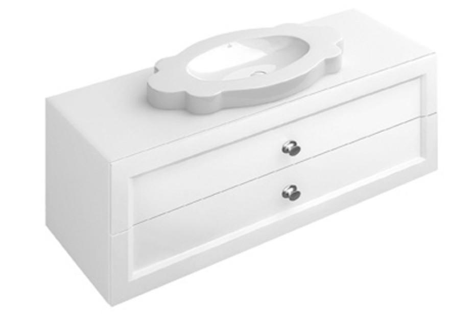 Surface-mounted washbasin La Belle