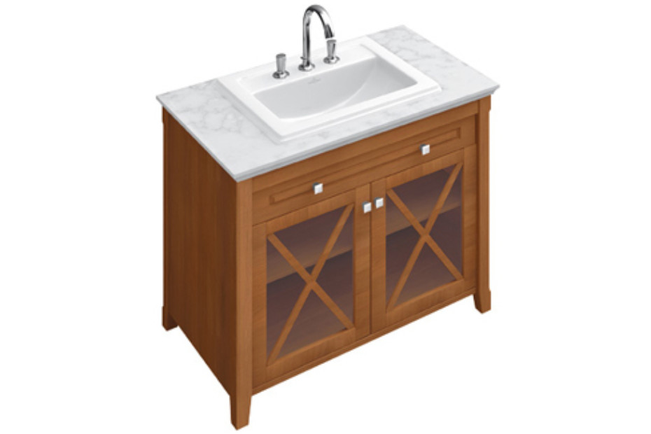 Built-in washbasin Hommage